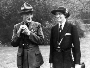Baden Powell in Olave